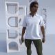 Men's Short Sleeve custom Polo Shirt Thames