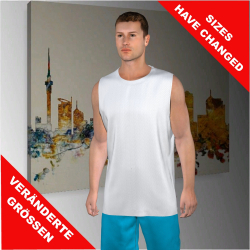 Men's Sleeveless Shirt Arch Hill for sublimation
