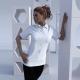 Women's Short Sleeve Button-up Shirt Lower Hutt custom printed