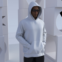 Unisex Hoodie Elgin sublimated custom