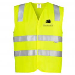 Day and night Groundswell vest Enough is Enough