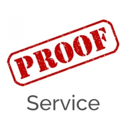 Optional: Proof Service