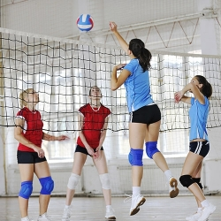 Volleyball-Trikots, Tops & Shirts