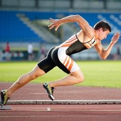 Läufer-, Jogger- und Sprinter-Shirts & Trikots