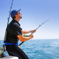 Shirts zum Angeln und Sport-Fischen