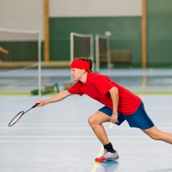 <h2>Design your own badminton jerseys and shirts, print your motif on the entire shirt's surface.</h2><p>Create your individual badminton jersey or shirt design ‒ with KAPINUA! Choose a fabric and start right away by using the 3D Shirt and Jersey Designer with serial individualisation function vor every player's name and team number. Whether you want to upload your own photo or logo or design element or use a graphic from our graphics library&nbsp;‒ you can customise the shirt all-over, colourful and even print on sleeves and collar! All our fabrics are distinguished by their breathability and comfort.</p>