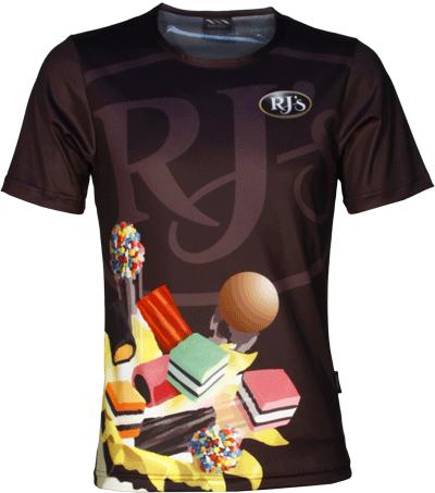 newest 22bfd dd74d Designe dein Shirt vollflächig mit 3D-Vorschau! - KAPINUA